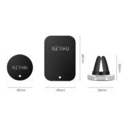 Voiture-Mini-Accroche-Air-Vent-Montage-Magnetique-Magnetic-Smartphone-Phone-Mobile-Sans-Fil-Universel-Dimension