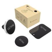 Voiture-Mini-Accroche-Air-Vent-Montage-Magnetique-Magnetic-Smartphone-Phone-Mobile-Sans-Fil-Universel-Paquet